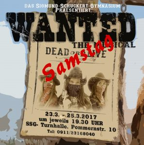 Wanted_Samstag